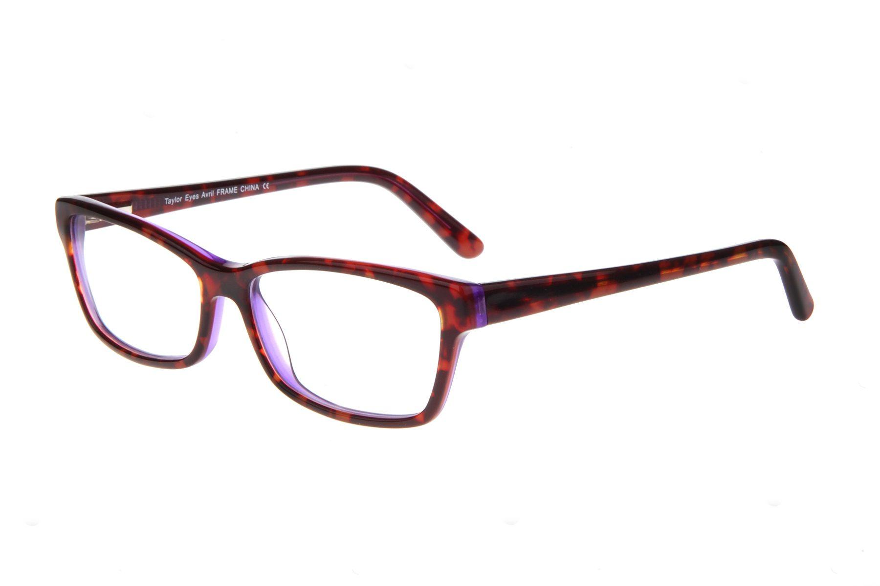 TAYLOR EYES -AVRIL DEMI/PURPURPLE - Visual Eyes Eyewear