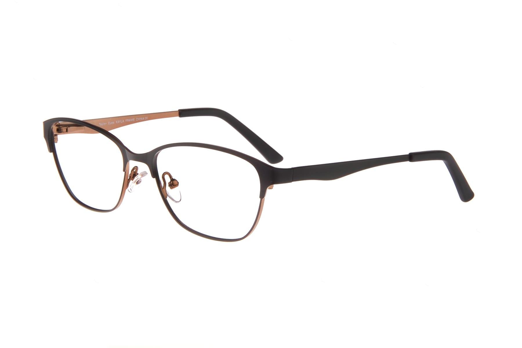 TAYLOR EYES -KAYLA BLACK/BROWN - Visual Eyes Eyewear
